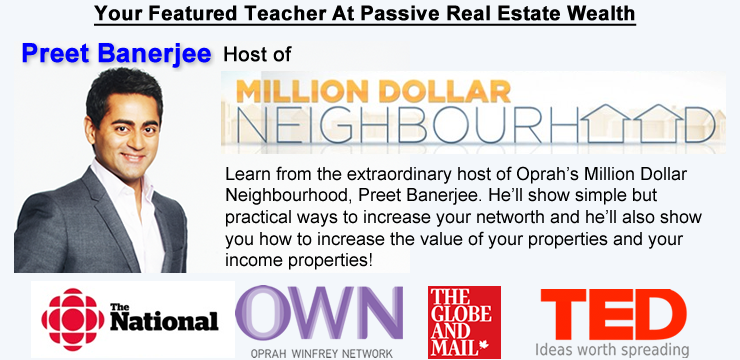 Passive Wealth With Real Estate - Vancouver